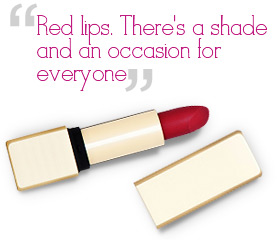 Red Lipstick Quotes – Sunday Riley – City Girl in Red Lipstick