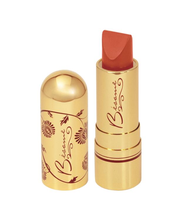 Tango Red lipstick